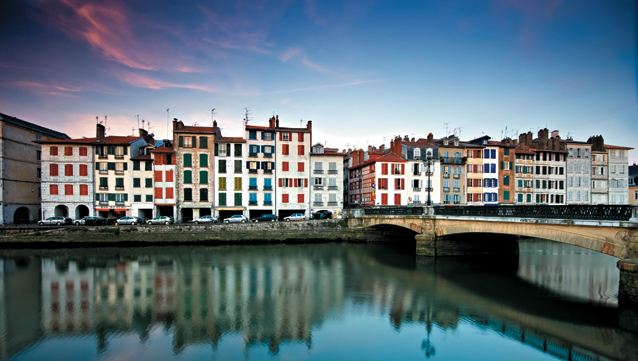 Pays Basque franchise commerce
