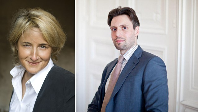 Charlotte Bellet et Rodolphe Perrier, avocats, cabinet BMGB.