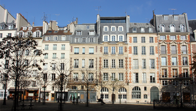 immobilier immeuble