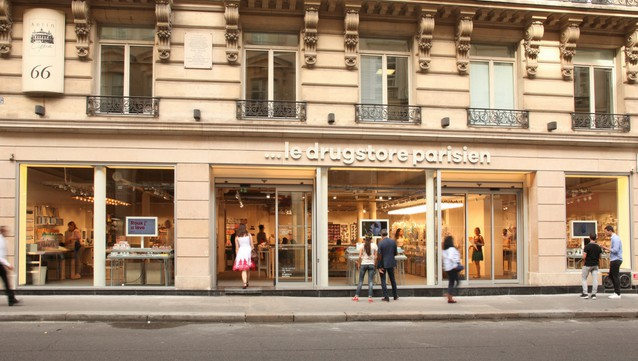 OfficielFranchiseDrugstoreParisien