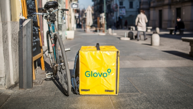 Glovo-Carrefour