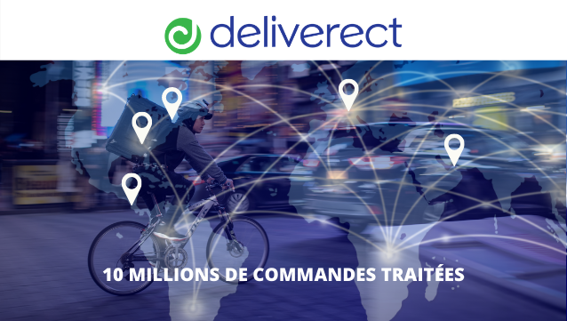 Deliverect 10M